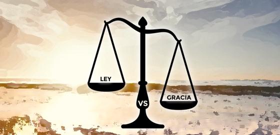 Ley vs gracia