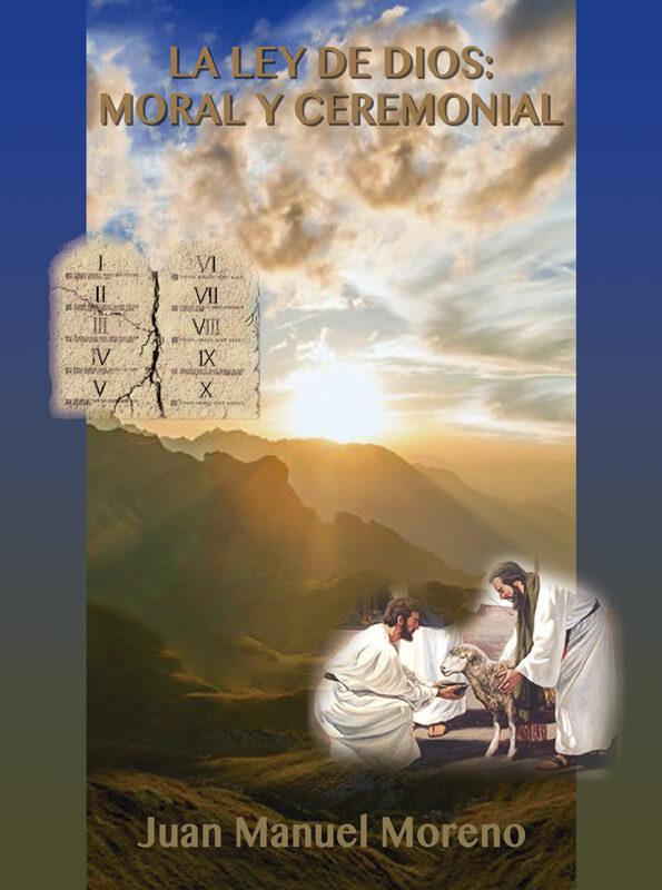 Portada libro La ley de dios